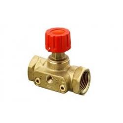 Ручной запорный клапан CDT