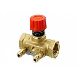 Ручной запорно-измерительный балансировочный клапан CNT