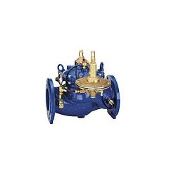 Клапан управления уровнем, Ру16, Ду100, Kvs 167