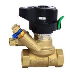 Ручной балансировочный клапан MVT