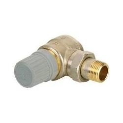 Клапан RA-DV для двухтрубной насосной системы отопления