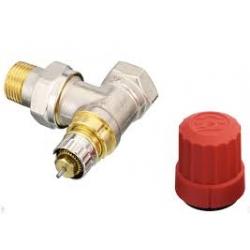 Клапан RTR-N для двухтрубной насосной системы отопления