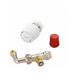 Комплект клапана с уплотнительной втулкой для присоединительных гарнитур